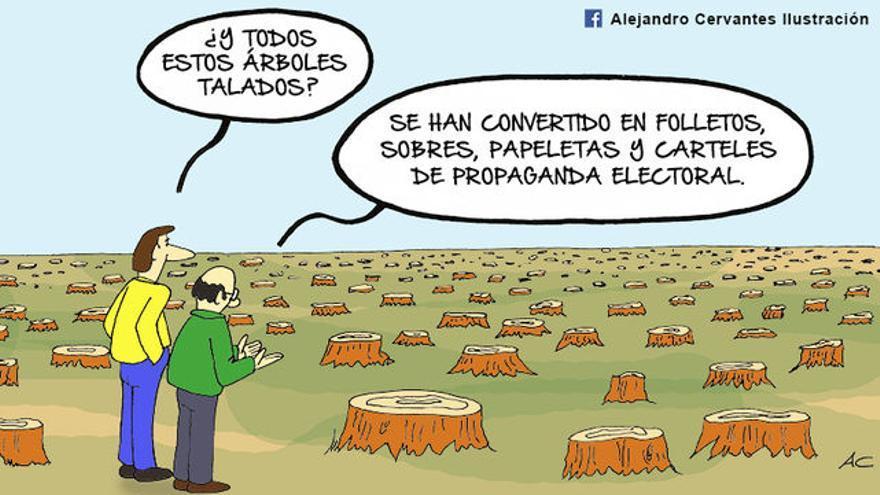 Despilfarro Electoral