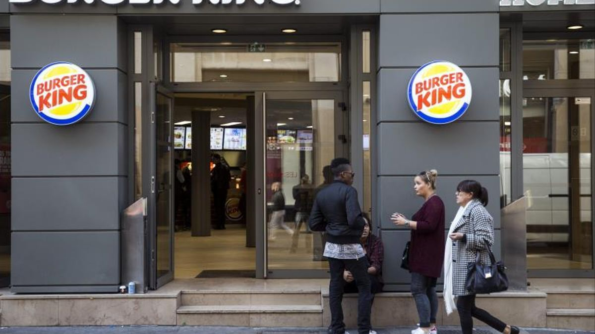 Uno de los restaurantes de Burger King
