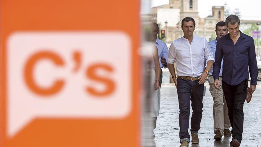 Rivera promete un fondo de cohesión único para toda España sin privilegios