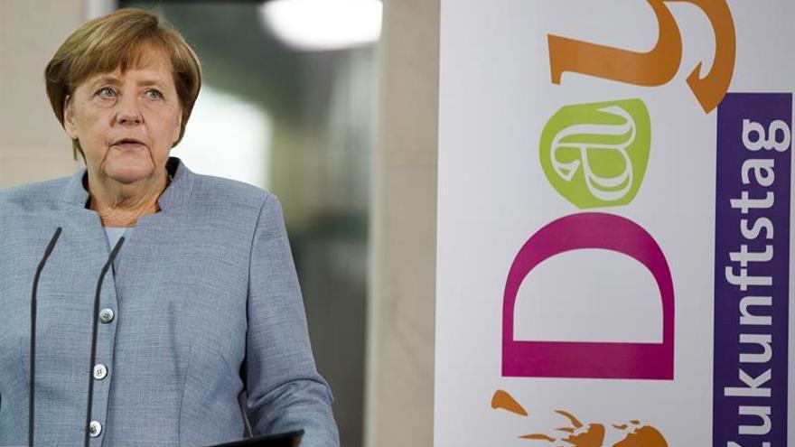 """Berlín """"lamenta"""" la cancelación de la cita de Netanyahu y defiende la reunión con la ONG"""