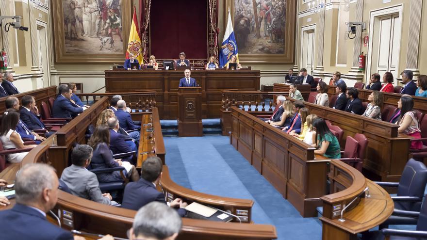 Investidura de Ángel Víctor Torres como presidente del Gobierno de Canarias.