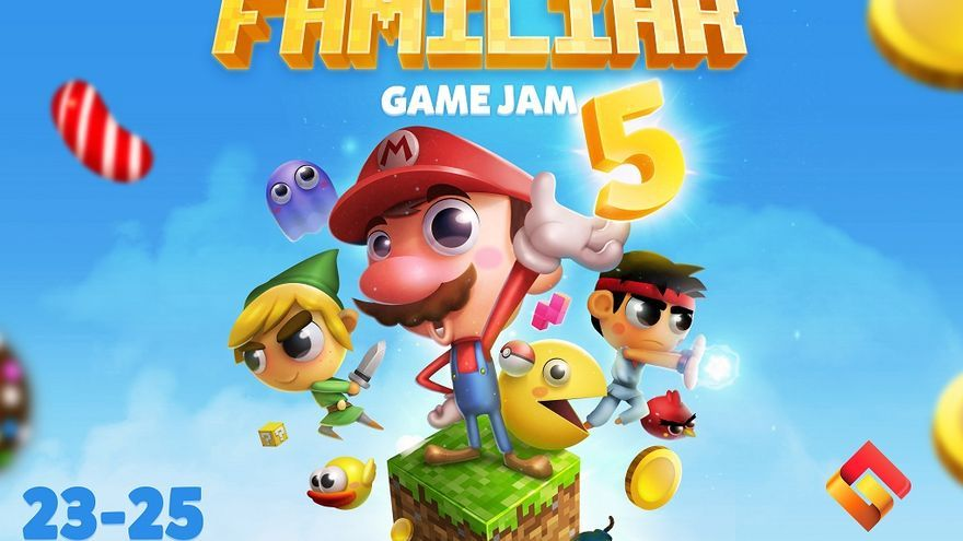 Familiar Game Jam 5