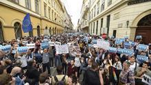 Michael Ignatieff, dispuesto a hacer frente a Orbán por la libertad de cátedra en Hungría