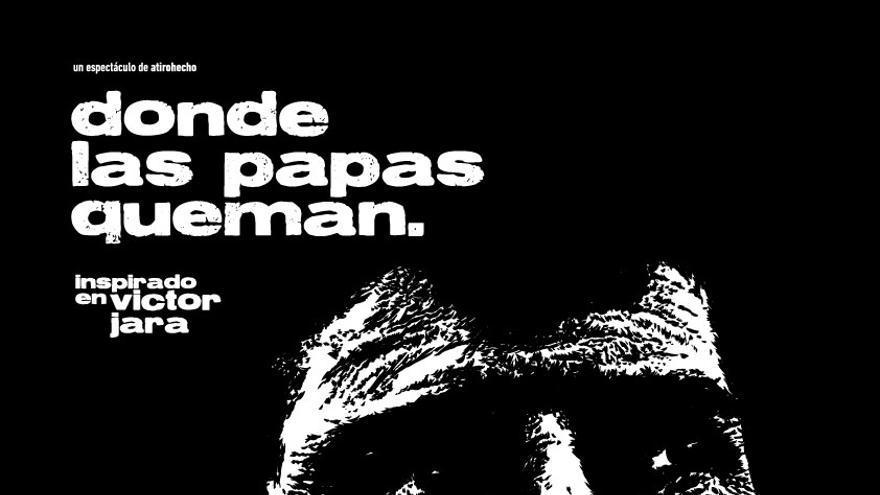 El Aula de Teatre de la Universitat de València acoge 'Donde las papas queman' de la compañía A Tiro Hecho