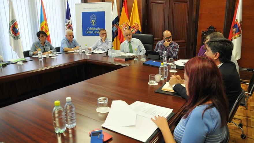 Consejo de Gobierno del Cabildo de Gran Canaria.