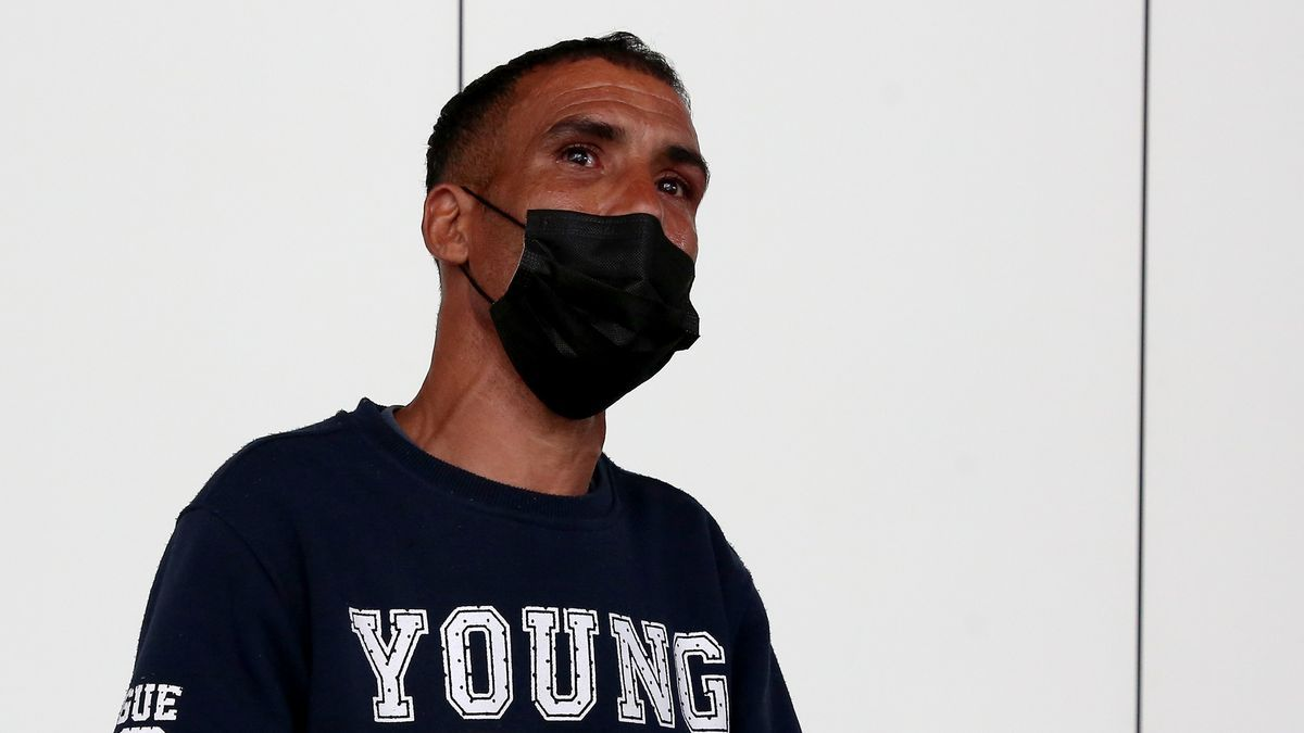 Nadir llora tras no poder salir de Gran Canaria a la Península pese haberlo intentado hasta en tres ocasiones
