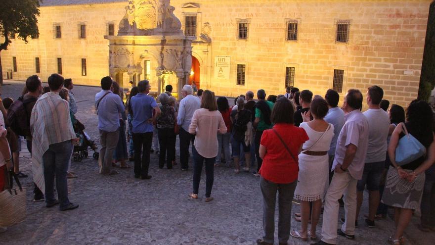 La UNIA retoma los cursos verano en Baeza (Jaén) con temas como la gastronomía andaluza o la poesía