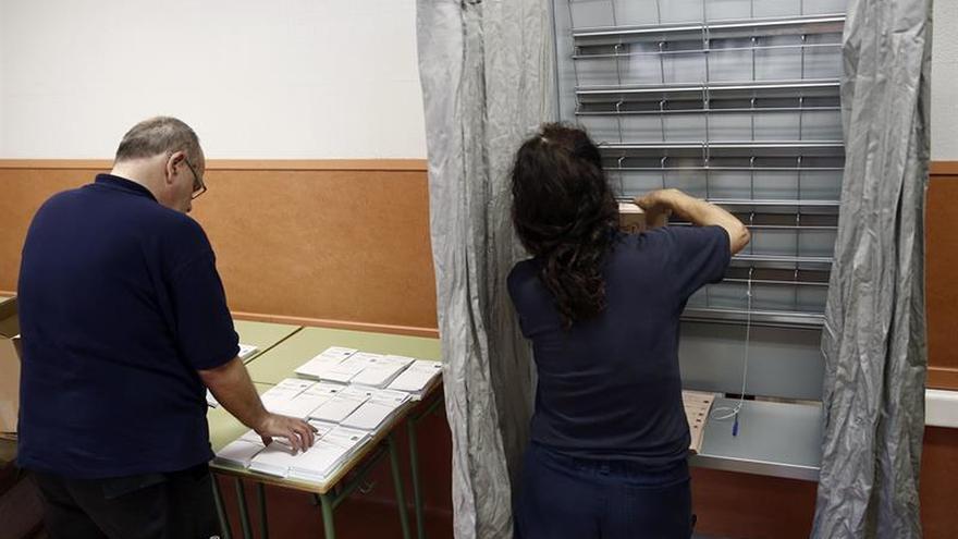 La jornada electoral será soleada con valores térmicos normales