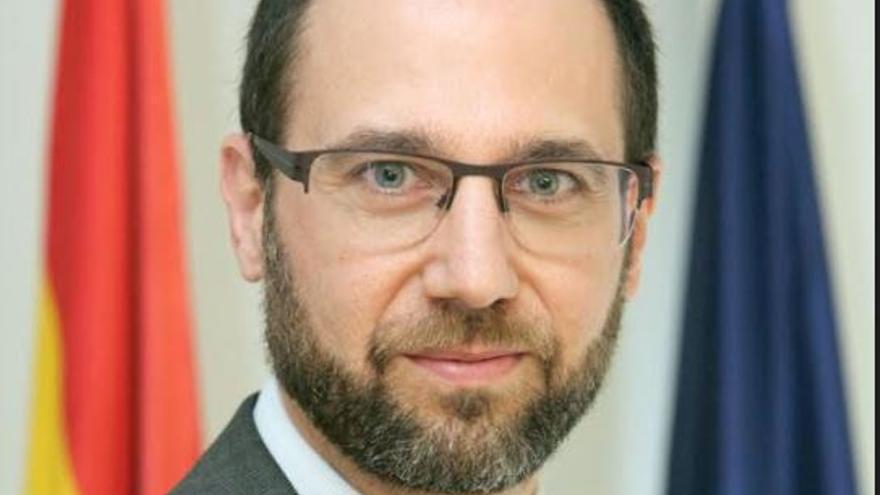 Fernando Navarrete, nuevo secretario general del Tesoro.