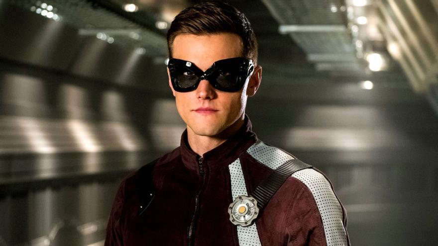 Hartley Sawyer en 'The Flash'
