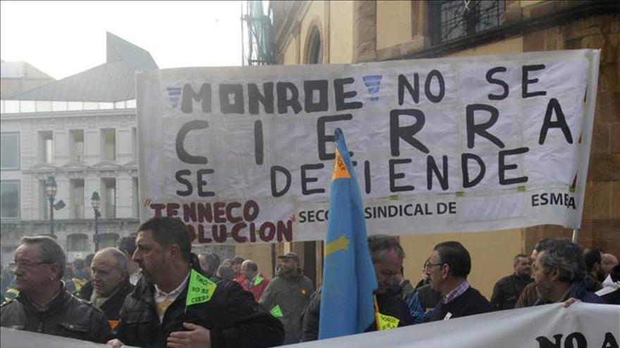 Finaliza sin acuerdo el acto de conciliación de Tenneco