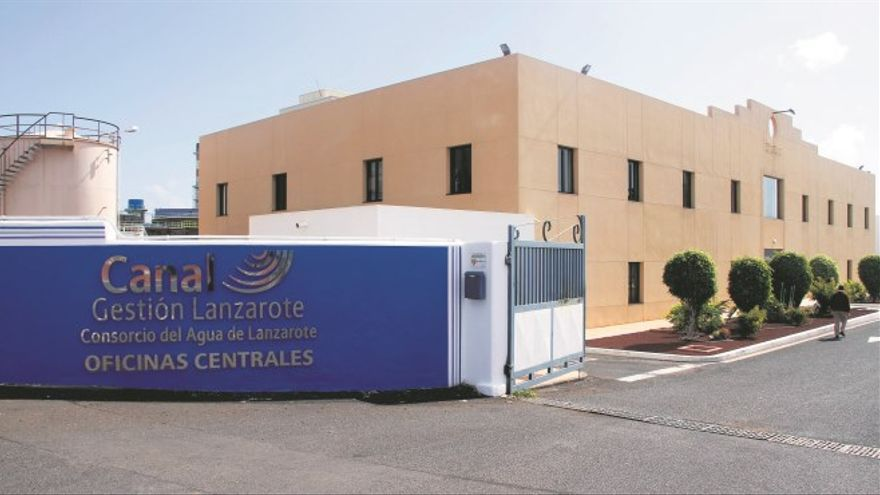 Central de desalación Díaz Rijo, en Punta de Los Vientos. (Diario de Lanzarote).