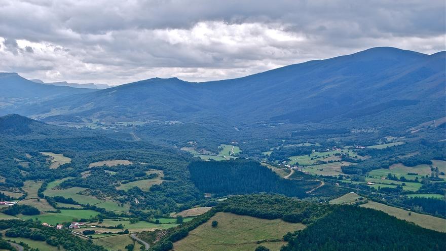 Los Montes de Ordunte (Bizkaia), designados como 'Zona de Especial Conservación'