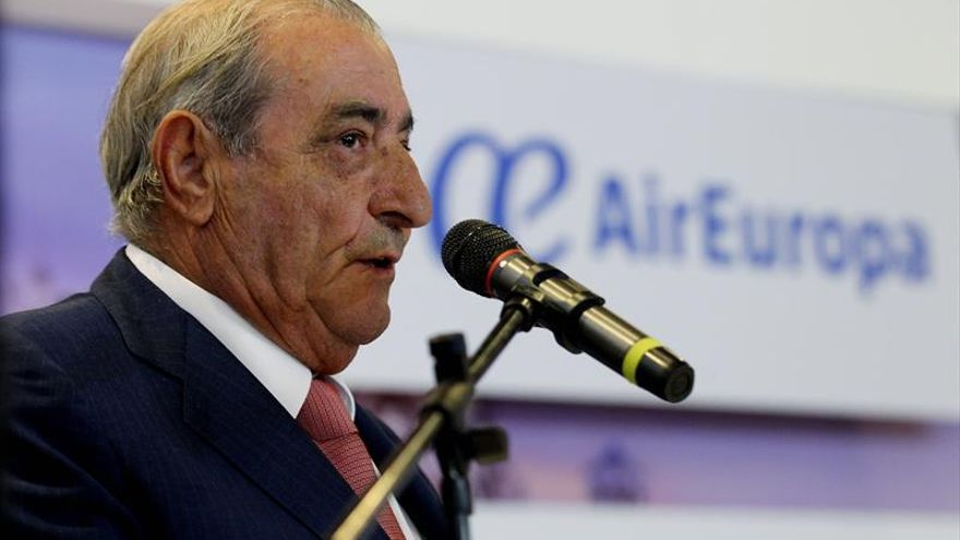 La Cámara de Comercio distingue al presidente de Globalia, Juan José Hidalgo
