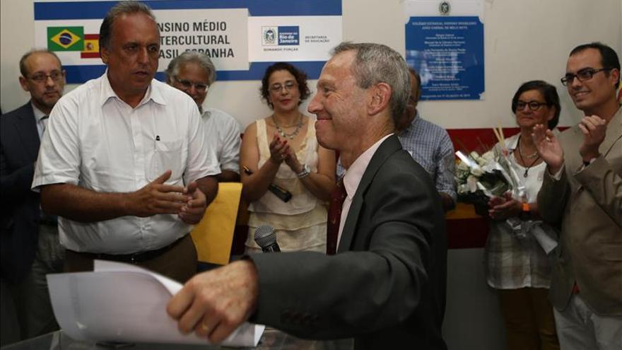 Río de Janeiro inaugura el primer colegio público bilingüe en español-portugués