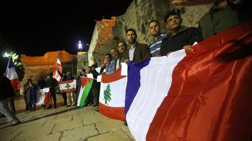 La ciudad de Montevideo condena los atentados terroristas de Beirut