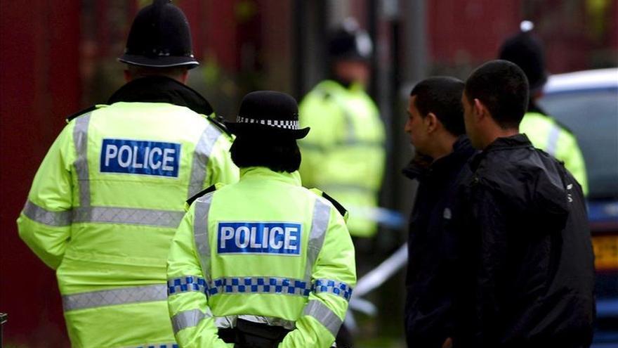 Un detenido en una operación antiterrorista en Liverpool