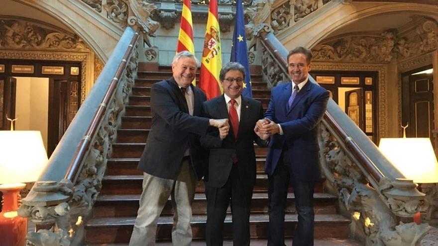 Delegado del Gobierno en Cataluña dice que un congresista estadounidense con el que se ha reunido apoya un referéndum