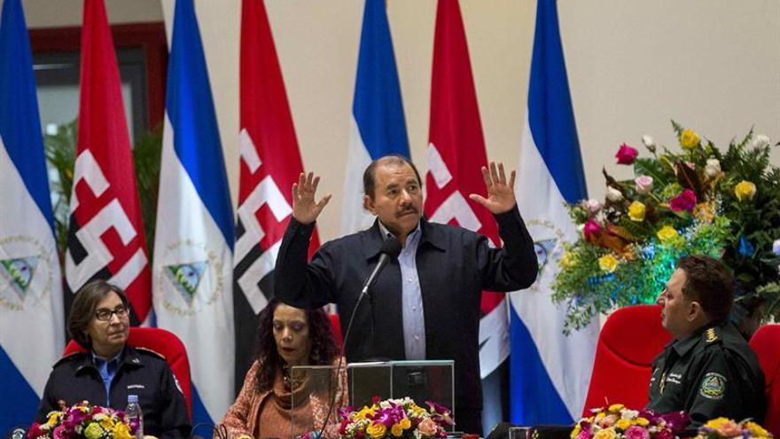 Nicaragua muestra su solidaridad con México tras fuerte terremoto