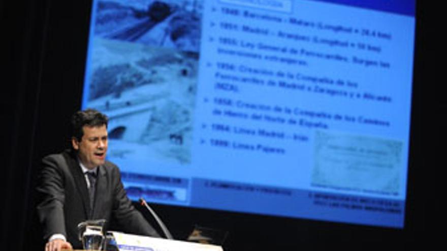 Fernando Portillo, director de INECO-TIFSA. (CANARIAS AHORA)