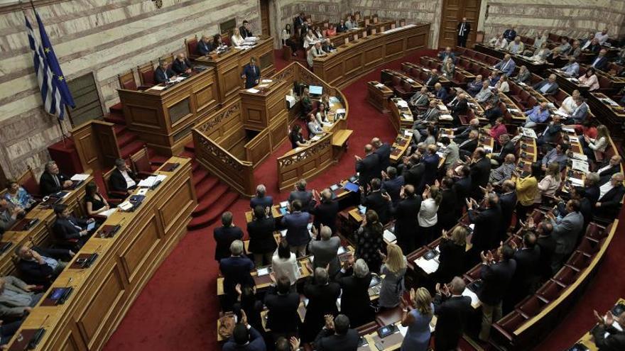 ¿Cambiaría mucho Grecia sin rescates pero bajo un Gobierno conservador?