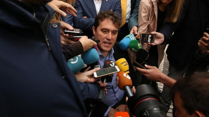 La Ejecutiva del PDeCAT se reunirá el lunes con Puigdemont en Waterloo en pleno debate sobre la posición ante los PGE