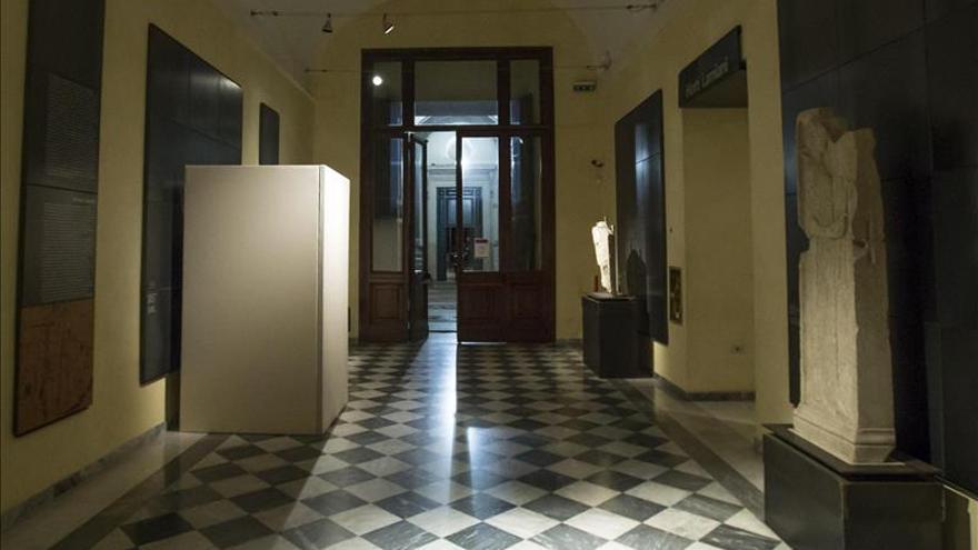 Italia cubrió las estatuas con desnudos de los Museos Capitolinos por la visita de Rohani