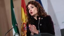 María Jesús Montero: un peso pesado del Gobierno de Susana Díaz para la Hacienda pública de Sánchez