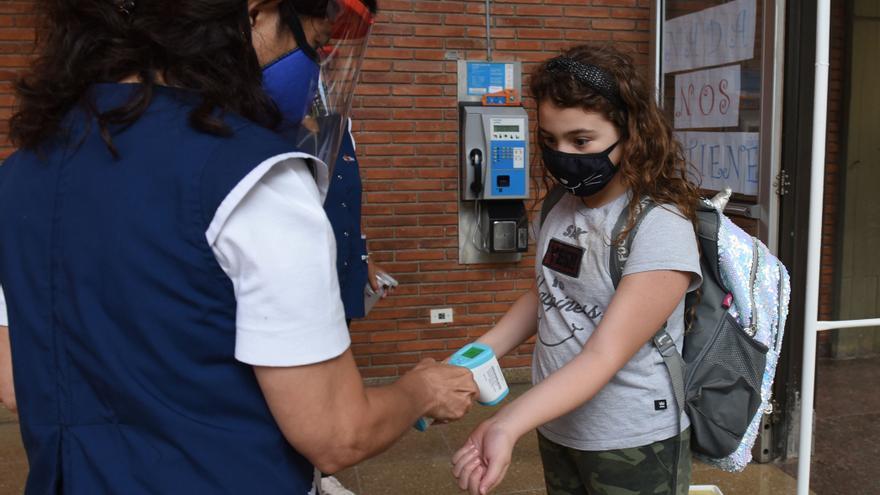 Regreso de clases presenciales en la Ciudad de Buenos Aires: será escalonado y al menos 4 horas por día