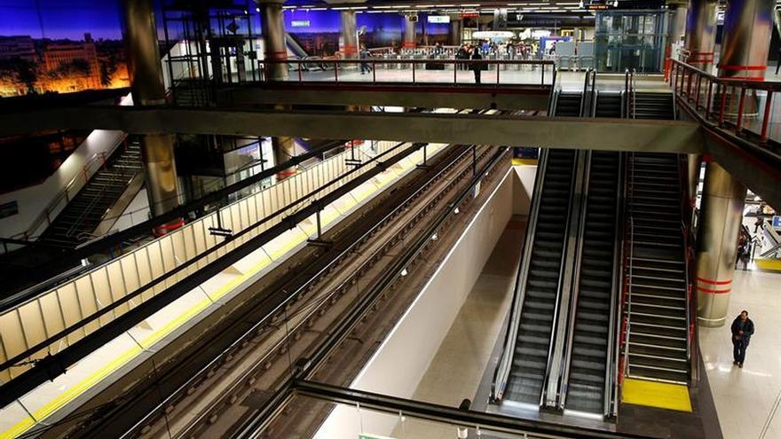 Hoy reabre línea 8 de Metro hasta el aeropuerto Adolfo Suárez Madrid-Barajas