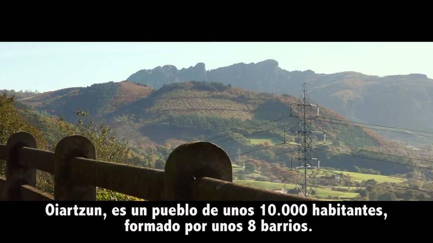 Un fotograma del documental 'De Echevarría a Etxeberria'