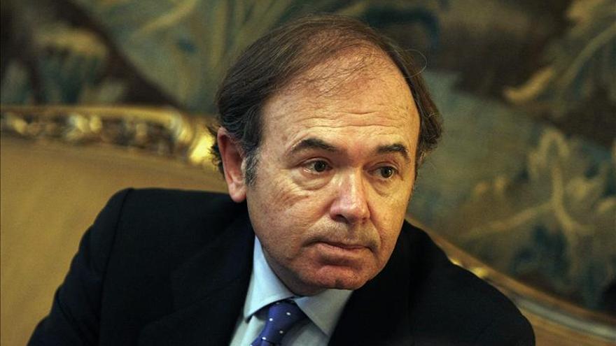 García-Escudero, preocupado por el descontento de los españoles con la política