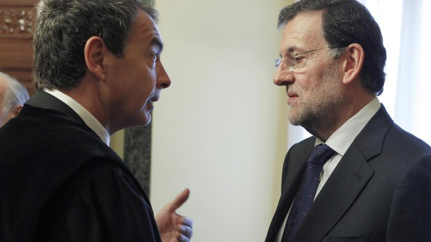 El Gobierno presume de que los viajes de Rajoy al extranjero cuestan la mitad que los de Zapatero