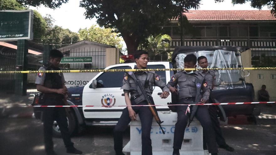 La junta golpista birmana detiene a la exjefa de vacunación contra la covid