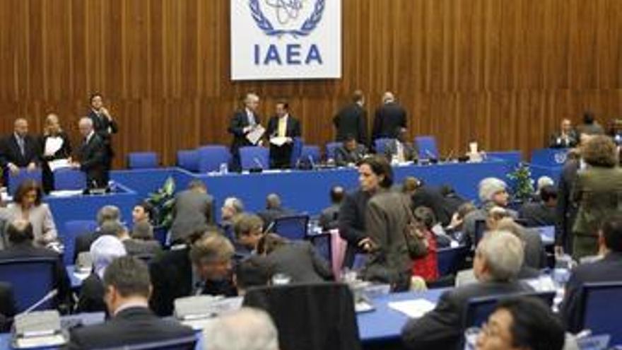 La AIEA pedirá a Irán que suspenda la actividad de enriquecimiento
