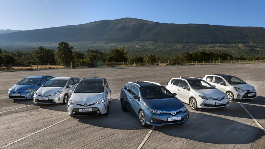 La venta de coches híbridos en Andalucía sube un 31,33% hasta agosto y se matriculan 374 eléctricos, un 61,90% más
