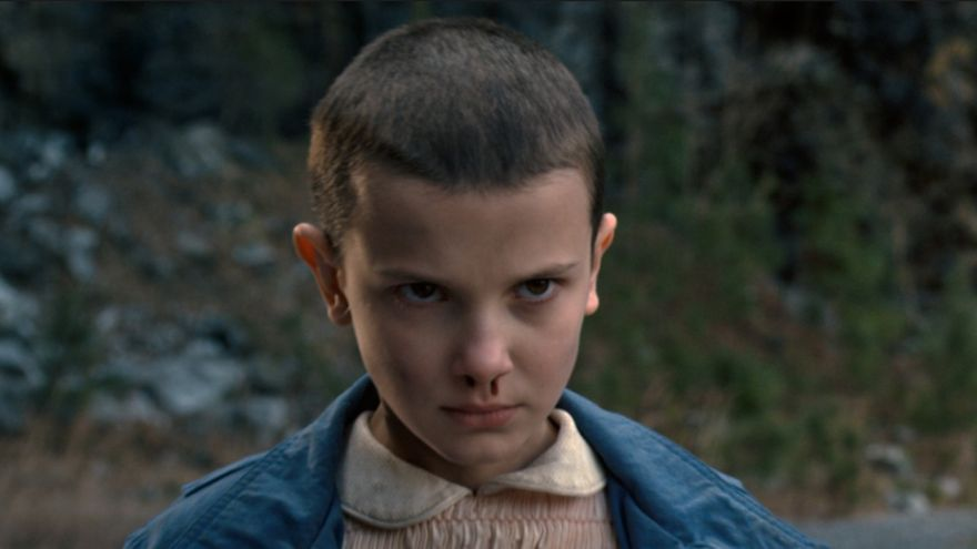 Millie Bobby Brown, Eleven en 'Stranger Things'