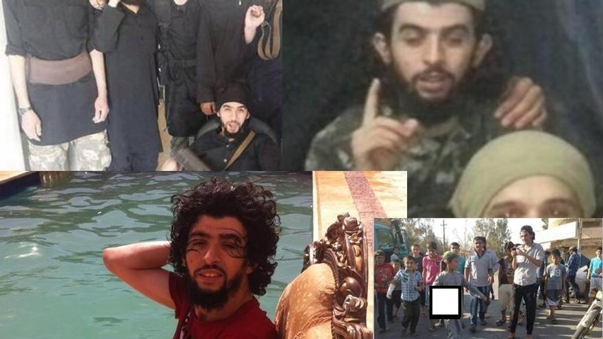 Reaparece el yihadista que se casó con una ceutí tras regalarle un cinturón de explosivos como dote