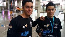 Estos españoles tratan de montar el 'dream team' de las carreras de drones