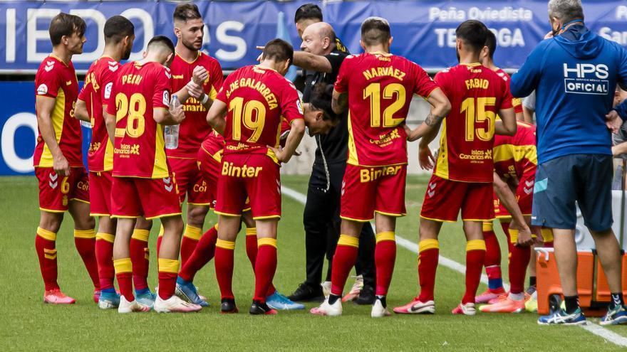 La UD Las Palmas, ante su penúltima cita en el Estadio Gran Canaria