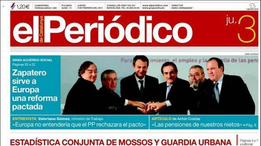 De las portadas del día (03/02/11) #11