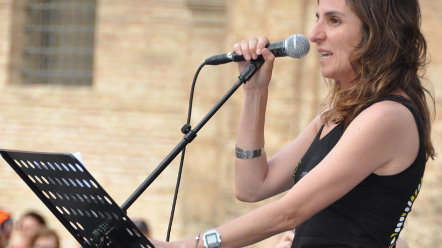 Beatriz Garrote, presidenta de la AVM3J