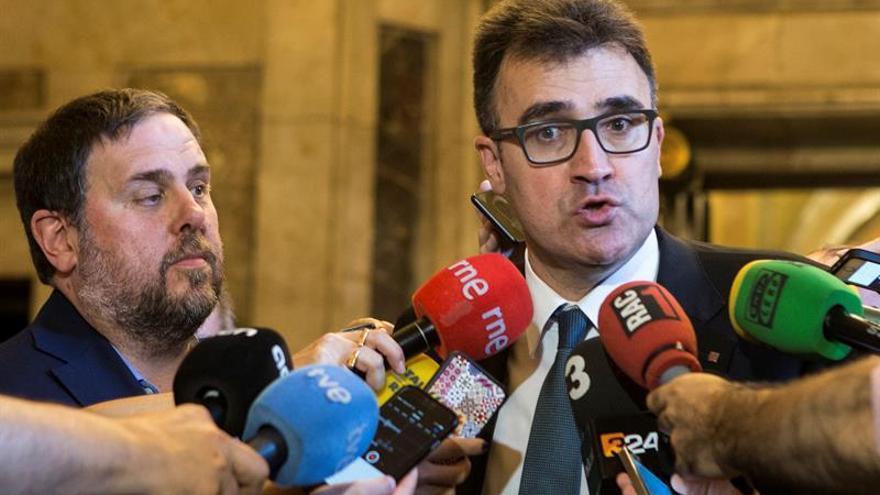El juez que investiga el referéndum defiende la labor de la Guardia Civil