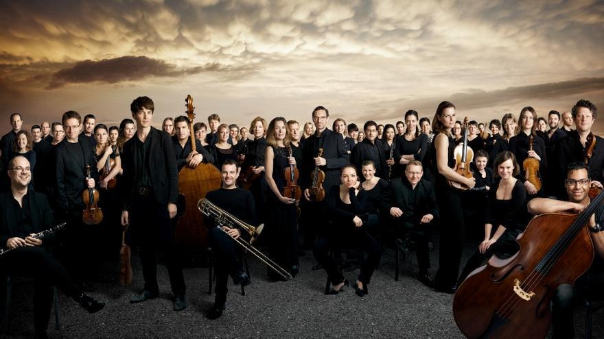 La Mahler Chamber Orchestra, que participa en la 33 edición del Festival de Música de Canarias