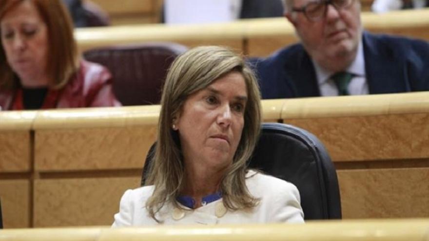 Ana Mato decidió a última hora de la tarde dimitir tras una conversación con Rajoy