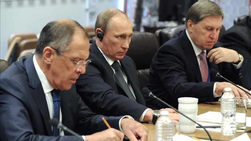 Rusia descarta un mando conjunto de Siria, EEUU y otros en acciones contra el EI