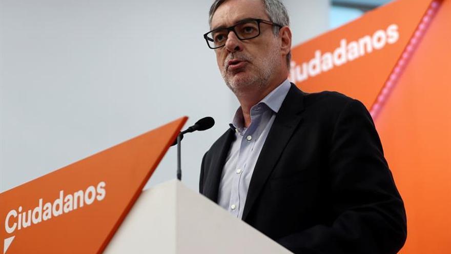 """Ciudadanos pide a Sánchez que deje de """"hacer trampas"""" y convoque elecciones"""