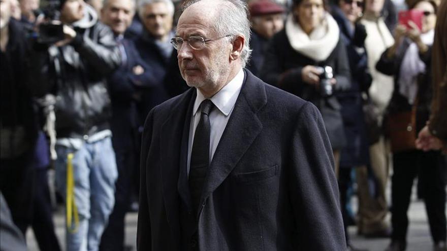 """Rato avisa al juez de que la fianza que le impuso puede provocar """"males mayores"""""""