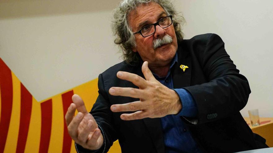 Tardà hace balance de sus 15 años en el Congresa y prioriza pactos con los 'comuns' y el PSC