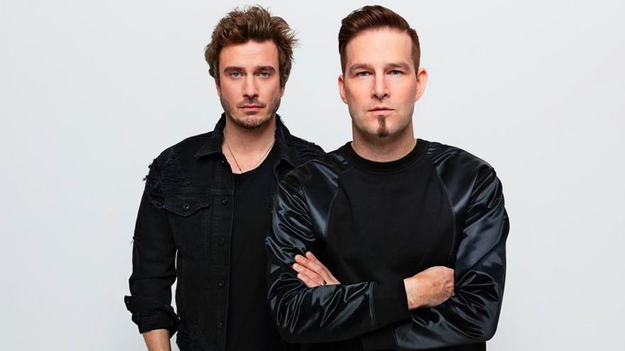 Sebastian Rejman y Darude, los representantes de Finlandia en Eurovisión 2019